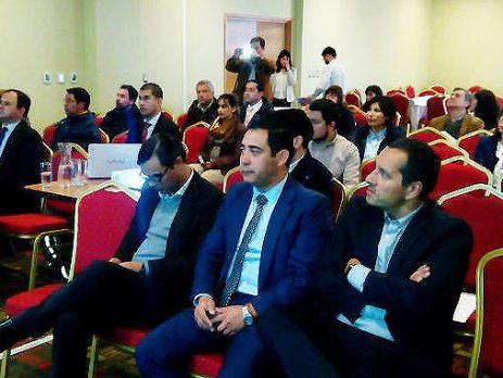 Profesionales de los gobiernos regionales analizaron las bases de la propuesta del nuevo Plan de Ordenamiento Territorial