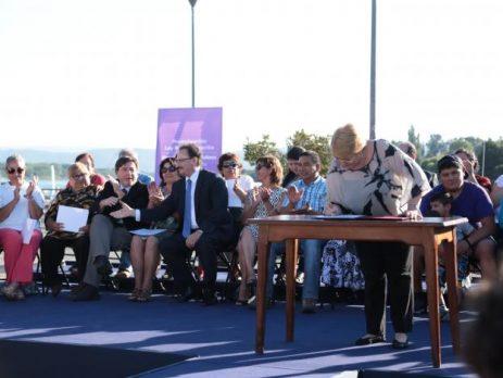 Presidenta Bachelet promulgó últimas dos leyes de la Agenda Descentralización