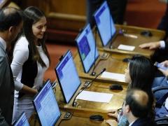 """Diputada Camila Flores sobre Región de Aconcagua: """"Revisé el informe y está en una etapa muy inicial, no generemos ofertones con falsas expectativas"""" (UCV Radio)"""