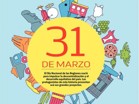 31 de marzo: Día de las Regiones (Edición Especial El Mercurio Valparaíso – 31/03/18)