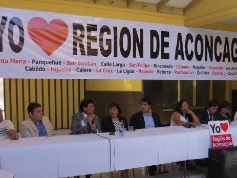 Diputado Longton pide a SUBDERE pronunciarse sobre nueva Región de Aconcagua (El Mercurio de Valparaíso)