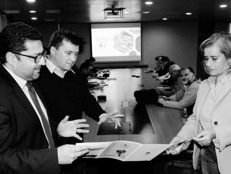 Consejeros Regionales piden mantener modelo de gestión del Pacyt (El Sur – 11/04/2018)