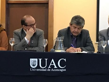 Sede Puerto Montt de la Universidad de Aconcagua (AC) realiza exitosa jornada de descentralización (Sitio web UAC – 11/04/2018)