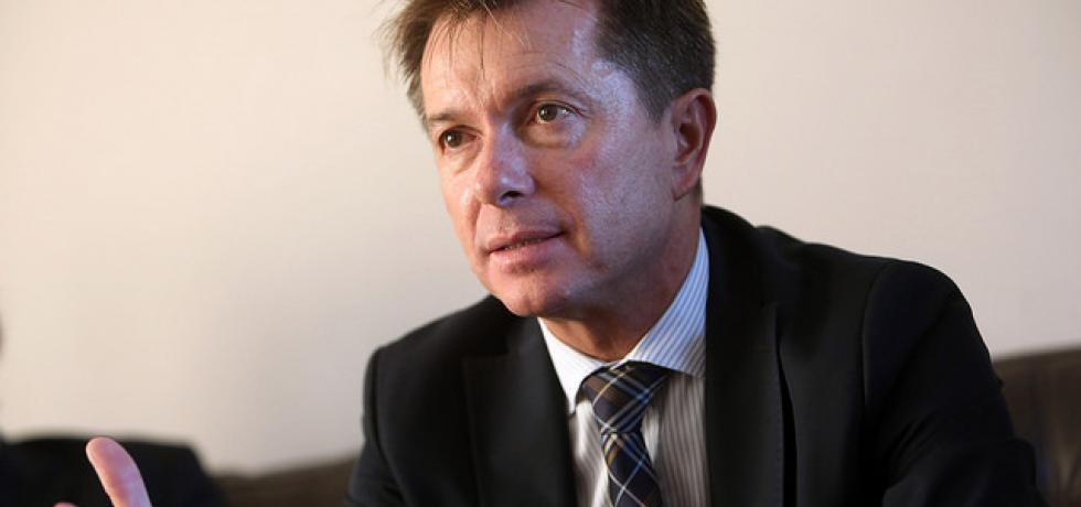"""Felipe Salaberry sobre transferencia de competencias a nuevos gobernadores: """"Tendrán un profundo impacto en las regiones"""""""