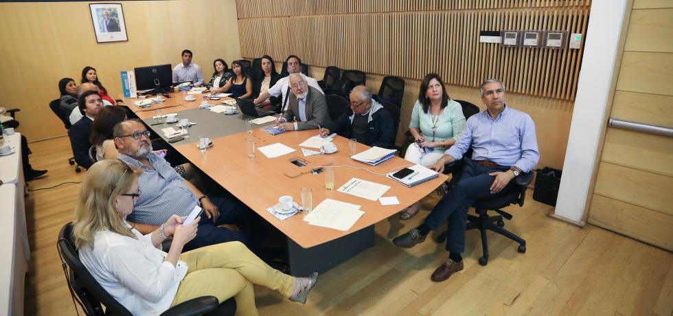 Con éxito se realizó 3° Consejo de la Sociedad Civil en Subdere