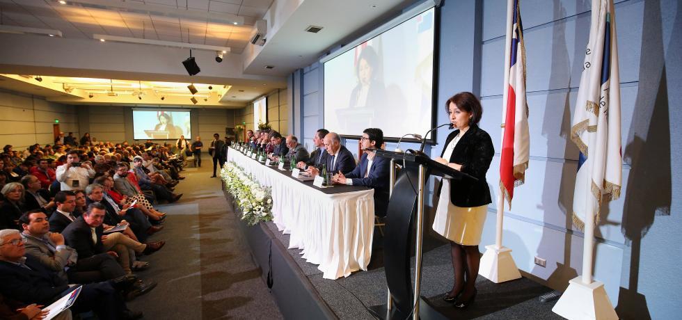Subsecretaria (s) Troncoso asistió al Encuentro Nacional de Concejales