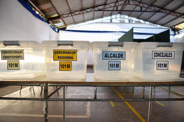 Descentralización: este fin de semana se votará por primera vez por gobernadores regionales