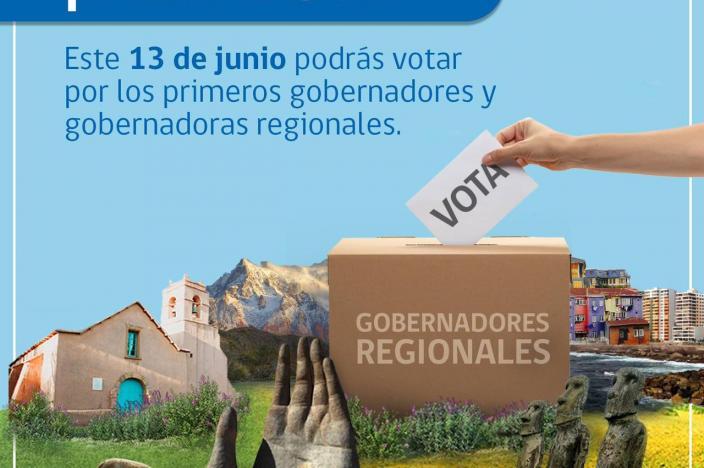 Cinco preguntas frecuentes sobre la elección de gobernadores regionales